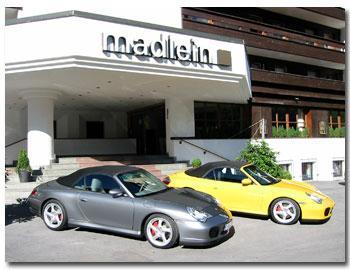 Fernw hotelbericht designe hotel madlein in ischgl for Designhotel madlein ischgl
