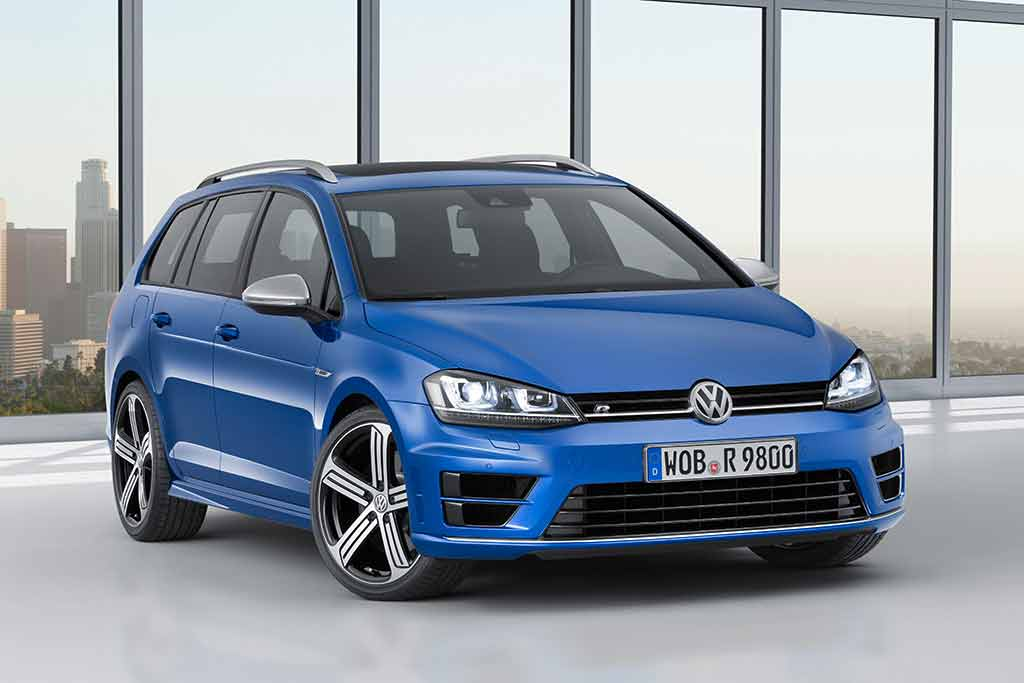 VW Golf R Variant: Vorverkauf des Sportkombi beginnt