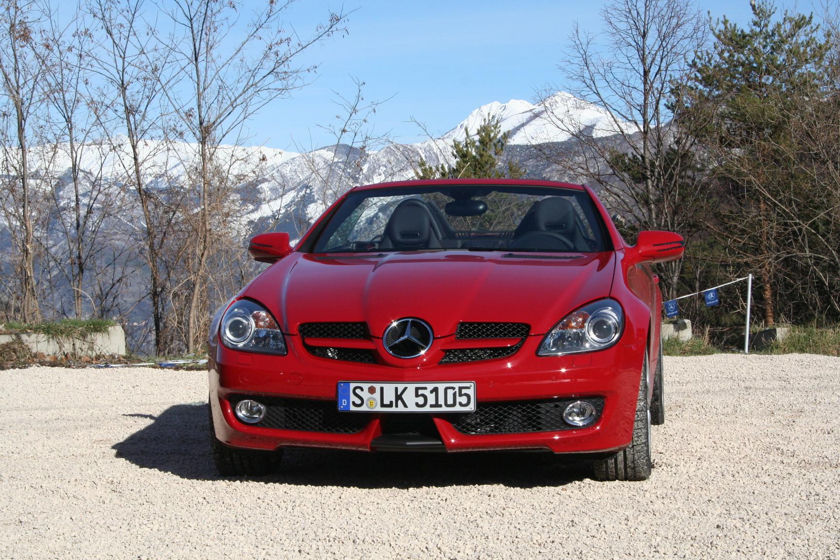 TÜV-Report 2015 - Sieger Mercedes SLK