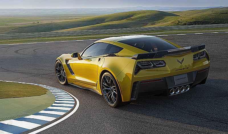 Die Chevrolet Corvette Z06 ist das leistungsstärkste und technologisch höchstentwickelte Modell in der 62-jährigen Geschichte dieses Kultautos. Erkenntnisse aus dem Corvette-Motorsportprogramm sind direkt in die Serienversion eingeflossen.