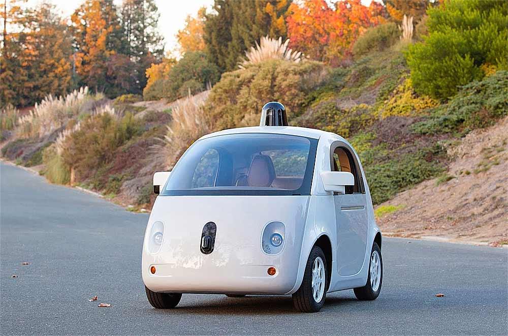 Google Car 2015