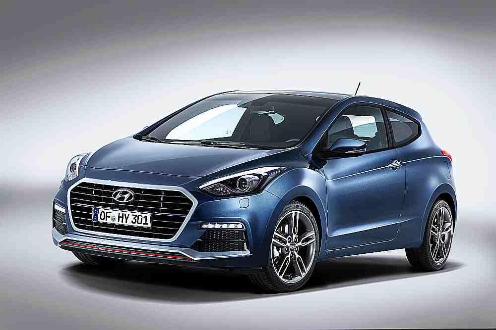 Hyundai: Fortsetzung der Modelloffensive in 2015