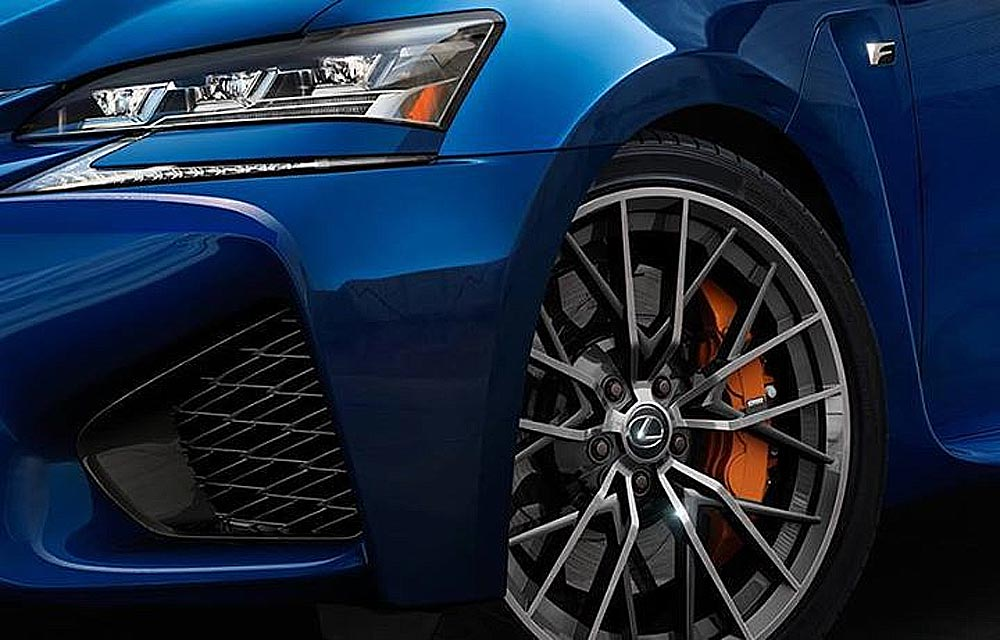 Weltpremiere Lexus GS-F