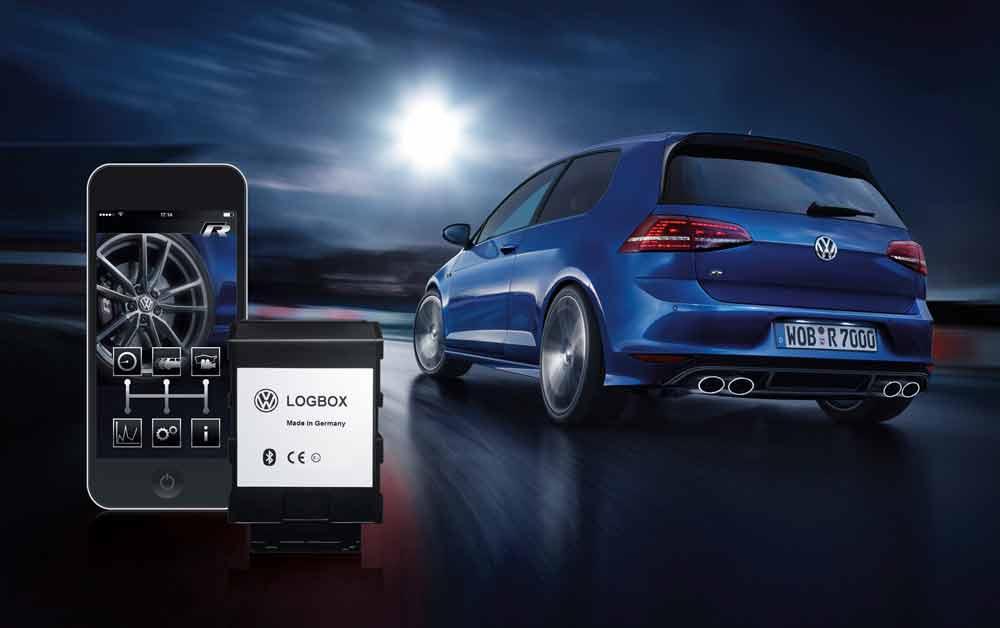LogBox von Volkswagen-Zubehör