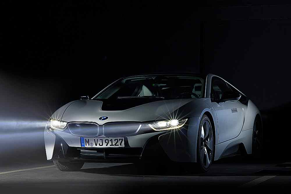 BMW auf der CES 2015