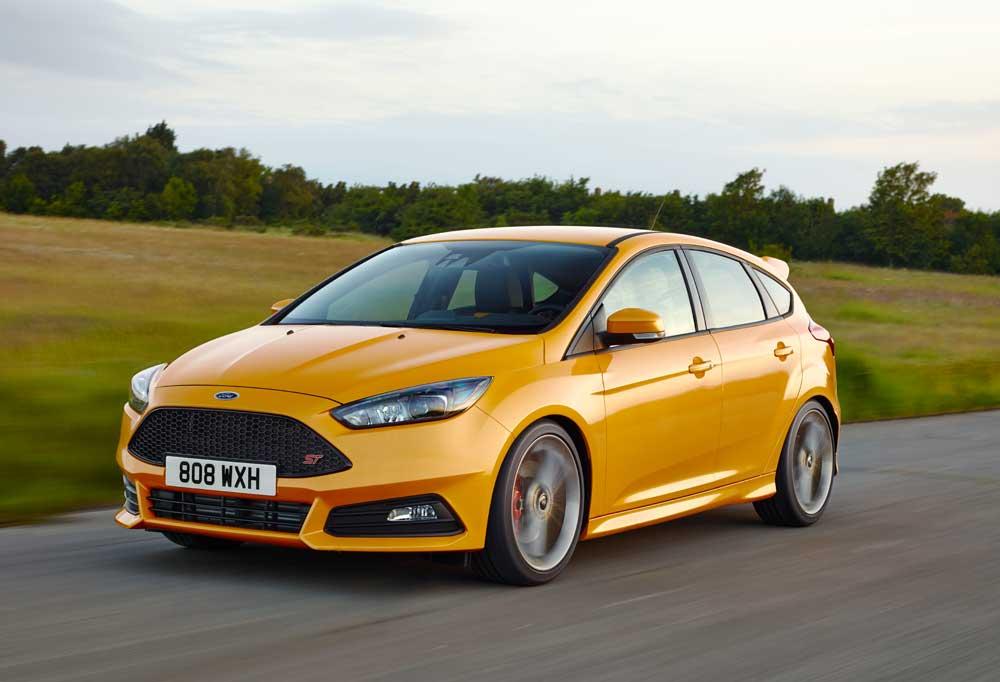 Ford Focus ST erstmals mit Diesel