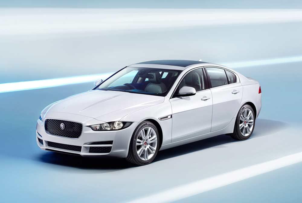 Preise und Austattungslinien Jaguar XE