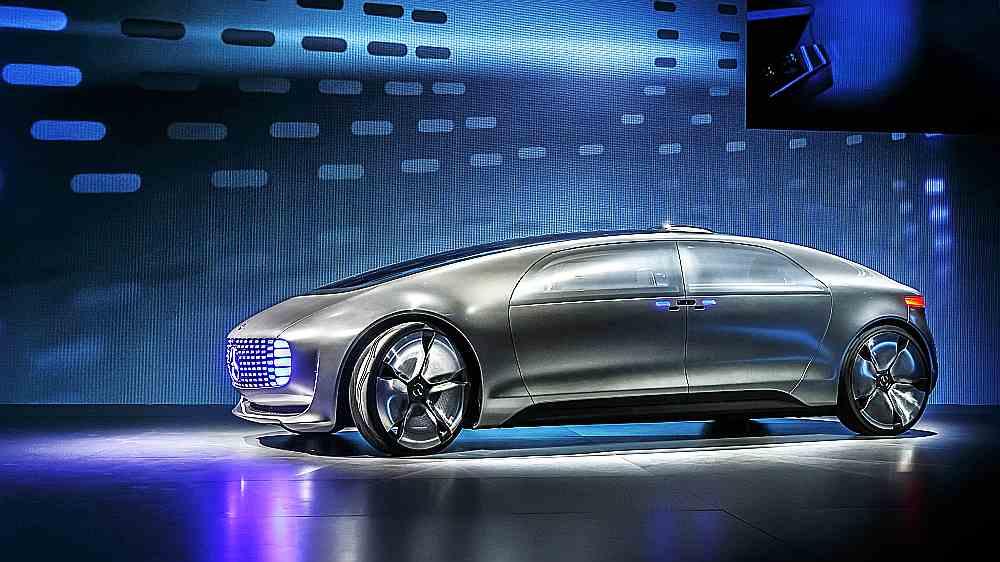 Mercedes: mit Vollgas Richtung Zukunft