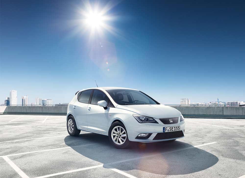 Seat Sun Sondereditionen