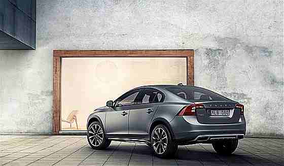 Detroit 2015: Weltpremiere Volvo S60 Cross Country