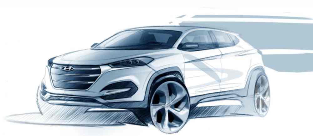 Hyundai Tucson löst den ix35 ab