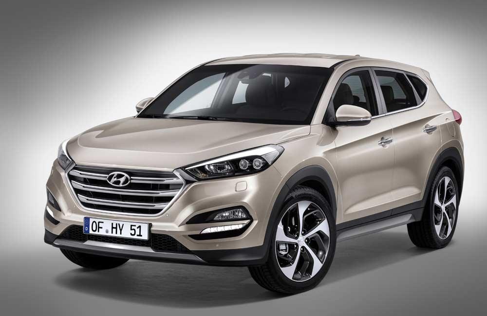 Mit dem neuen Tucson macht Hyundai einen weiteren großen Schritt nach vorne.