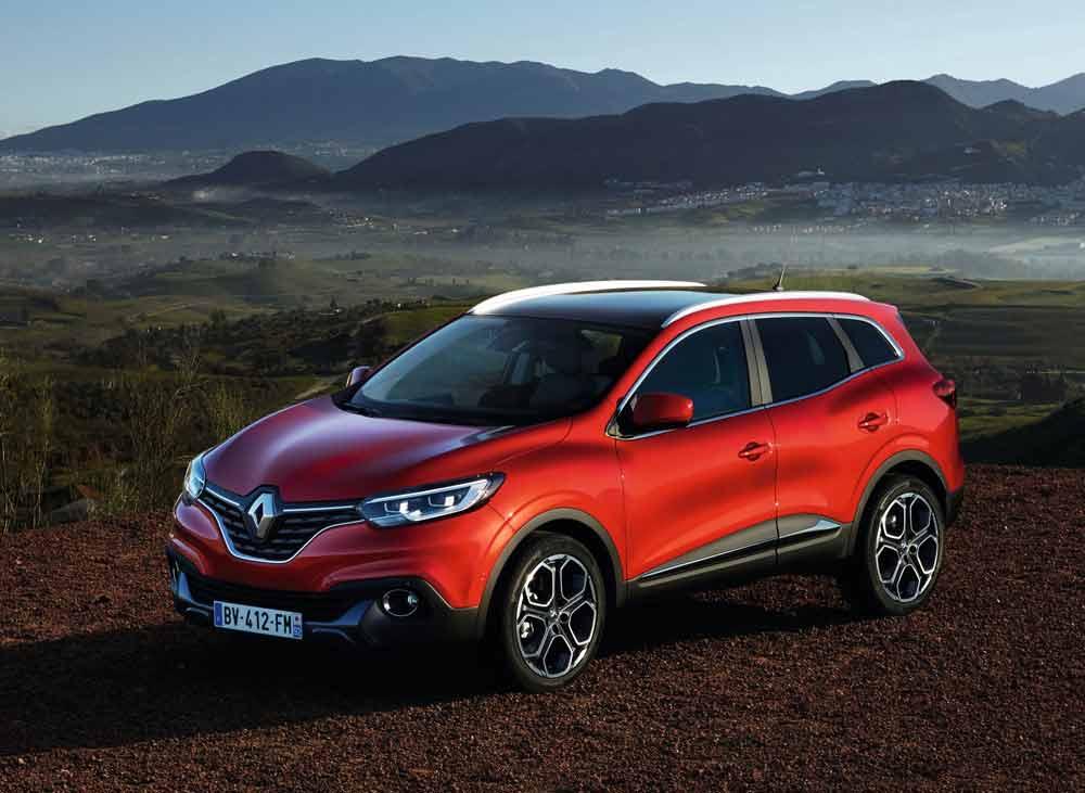 Kompakt-SUV Renault Kadjar