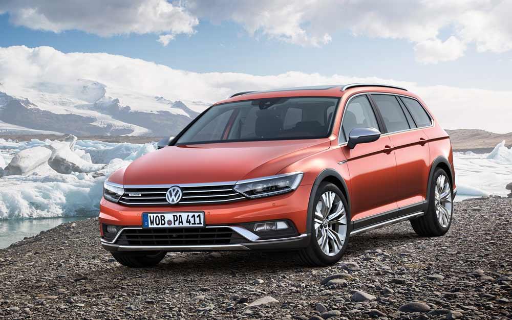 Genf 2015: VW Passat Alltrack 2016