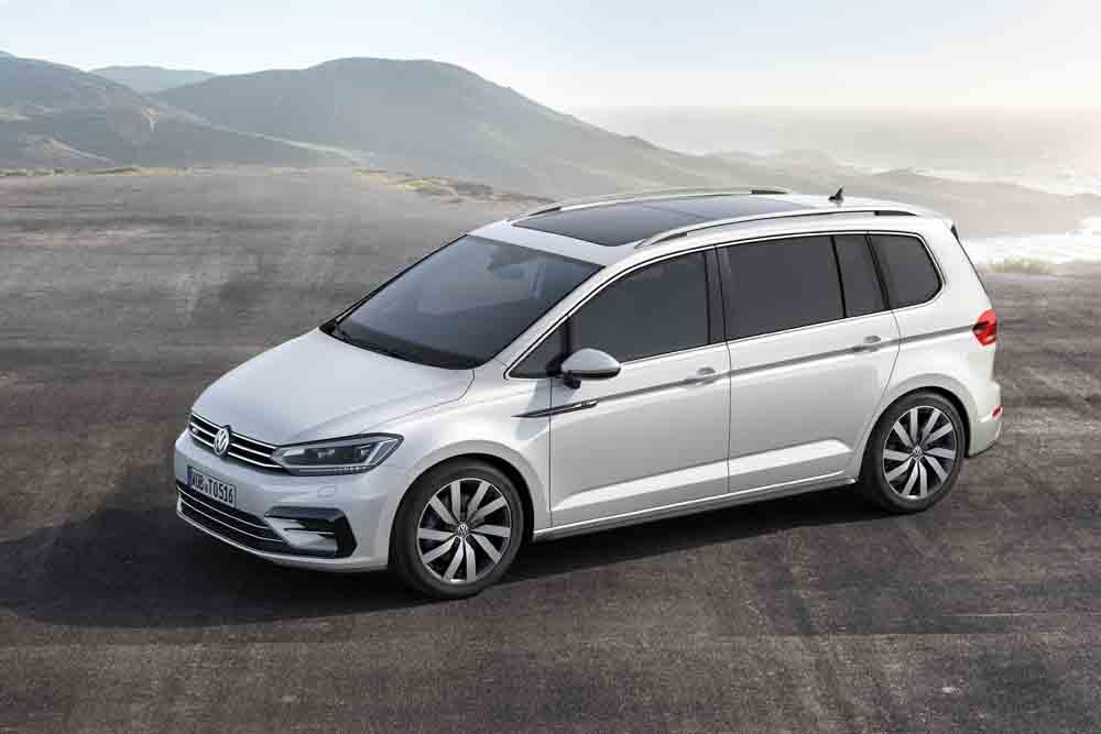 Der neue VW Touran