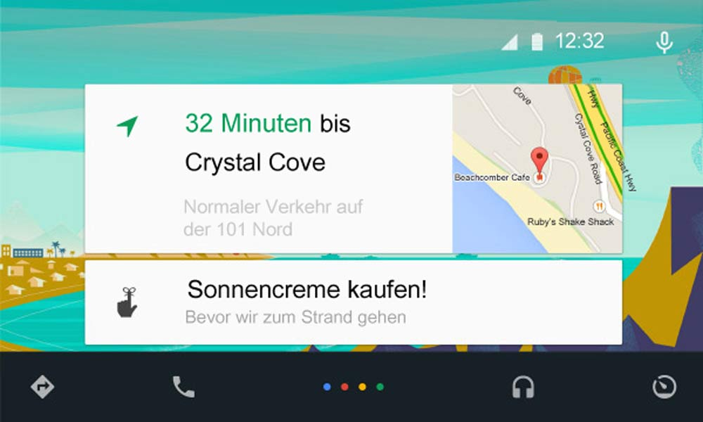 Die Android Auto App ist da für Die Android Auto App ist da