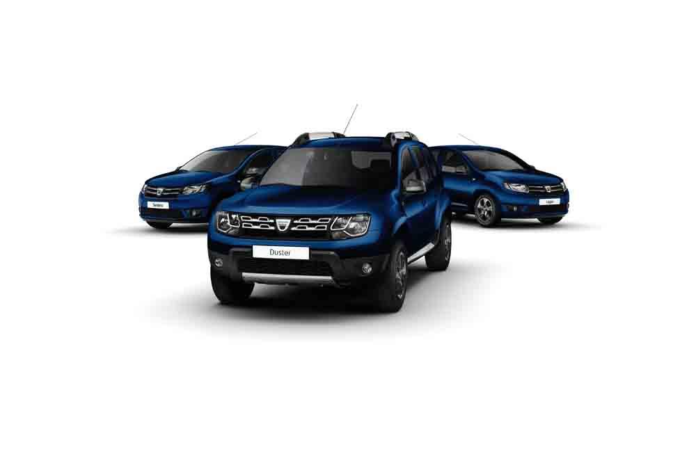 Die Renault-Tochter Dacia feiert ihr zehnjähriges Markenjubiläum auf dem deutschen Markt.