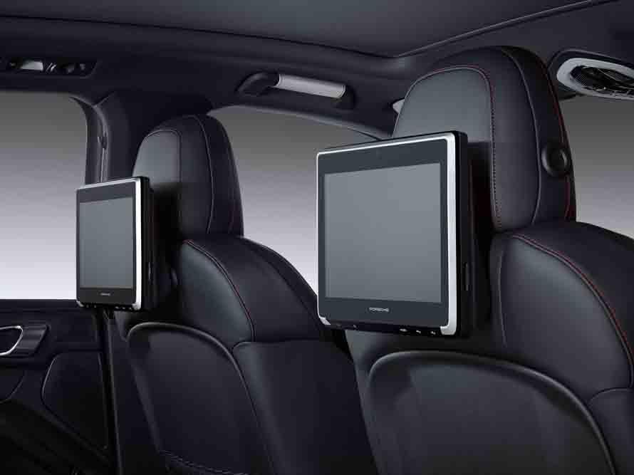 Erweitertes Angebot an Individualausstattungen von Porsche Exclusive