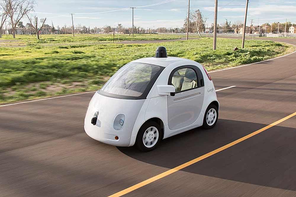 Google gibt grünes Licht für die Erprobungsphase im Straßenverkehr