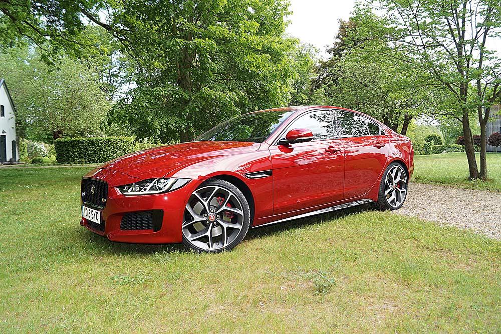 Schon gefahren: Der Jaguar XE S im Kurztest