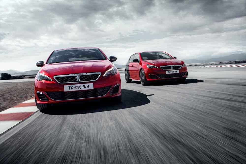 Der Kompaktsportler von Peugeot wurde mit bis zu 270 PS kräftig nachgeschärft