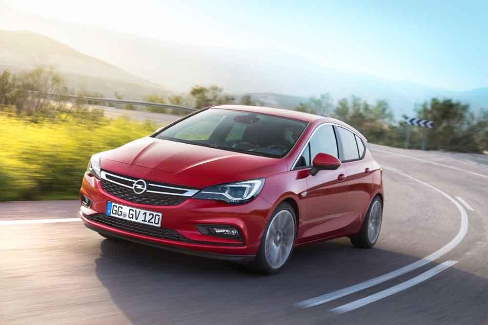 Die neue füpnsgte Generation des Opel astra startet direkt nach der IAA 2105