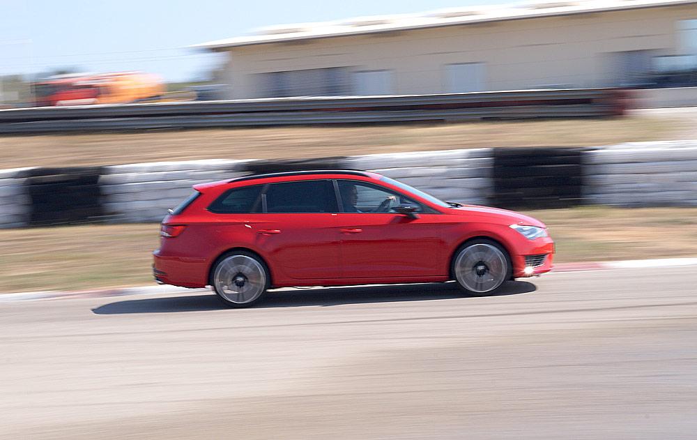 Im Test : Der schnellste Spanier endlich auch als Kombi