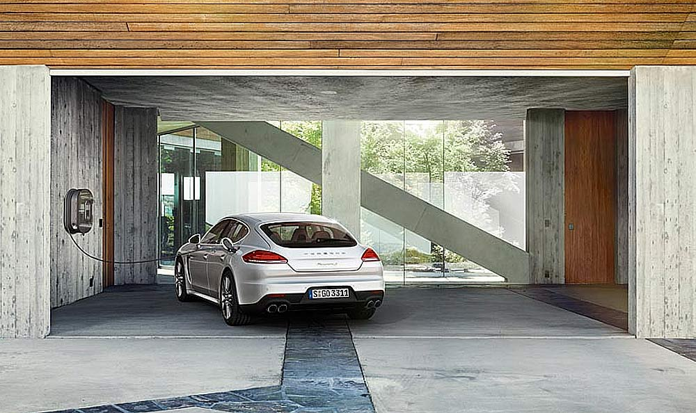 Porsche plant Elektroauto