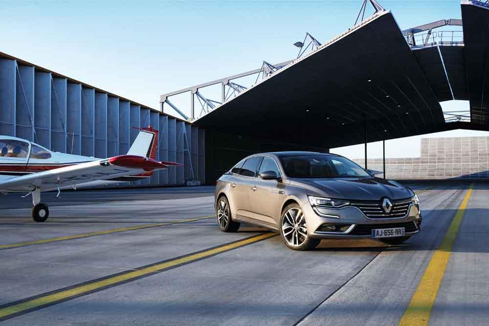 Die neue Mittelklasse-Limousine von Renault startet im Januar