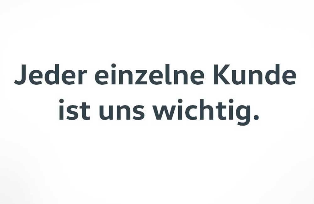 Facebook VW - Vertrauen