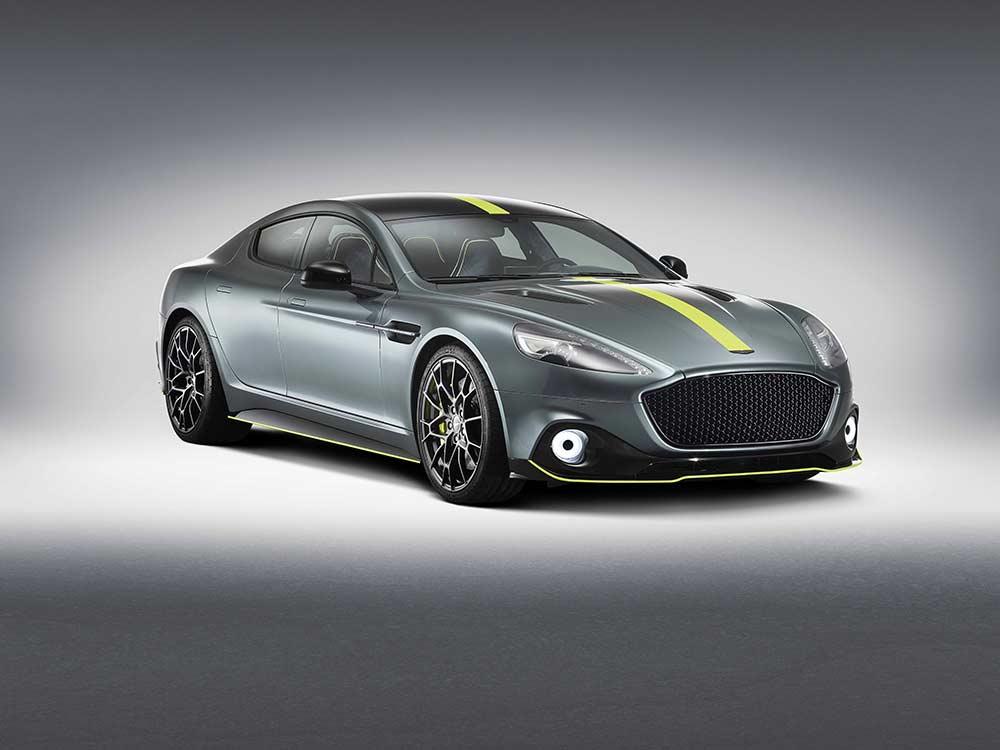 Aston Martin Rapide Amr Ein Viertürer Mit Rennstall Genen Motormobiles