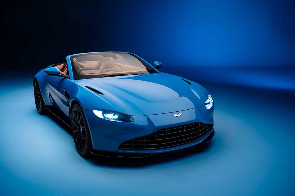 Aston Martin Vantage Roadster Leistung Und Emotion Motormobiles