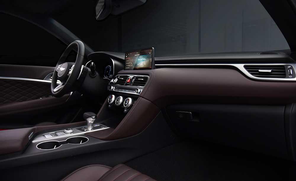 Hyundai Der Neue Genesis G70 Kommt Auch Nach Europa Motormobiles