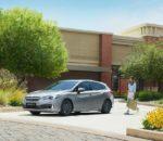 Subaru Impreza erhält zum Modelljahr eine adaptive Getriebesteuerung