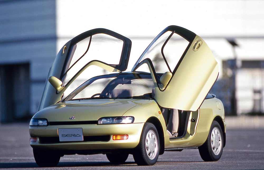 Heritage-Toyota-Sera-von-1990-bis-1995