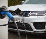 Range Rover Evoque und Land Rover Discovery Sport als PHEV