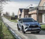 Siebensitzer: Neuer Toyota Highlander startet zu Preisen ab 53.250 Euro