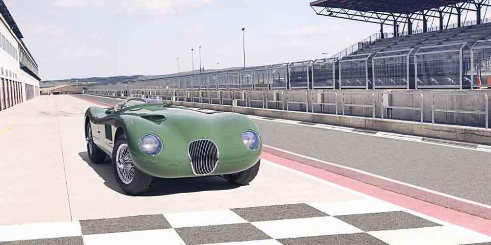Jaguar-Classic-legt-legend-ren-Jaguar-C-Type-als-Continuation-Modell-neu-auf