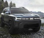 Dacia Bigster Concept: Ein SUV der Mittelklasse zum Preis der Kompaktklasse