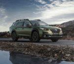 Neuer Subaru Outback startet in den Handel