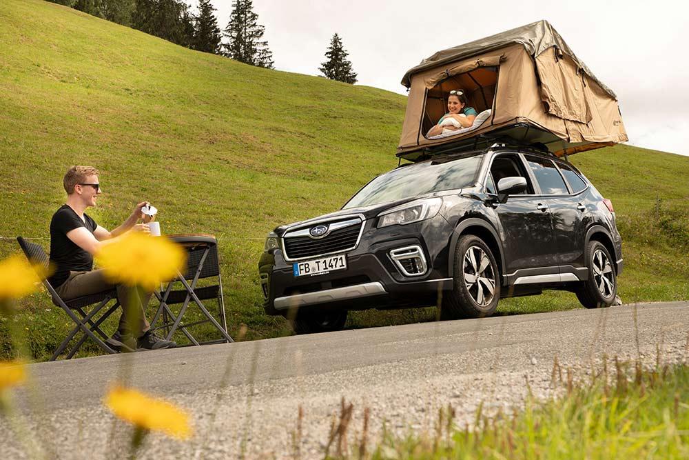 Mit-dem-Subaru-Forester-in-den-Dachzelt-Urlaub