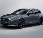 Neues Sondermodell Homura für Mazda6 Kombi
