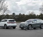 Shanghai 2021: Weltpremiere des VW ID.6 – die Elektrofamilie wächst