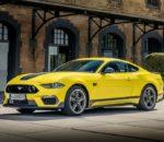 Ford Mustang ist weiterhin der meistverkaufte Sportwagen der Welt