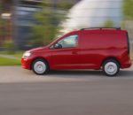 Handwerkers Liebling: Der VW Caddy 5 Cargo im Fahrbericht