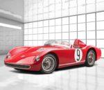 Der Rennwagen Skoda 1100 OHC zählt zu den Meilensteinen der 120-jährigen Motorsportgeschichte des Automobilherstellers