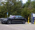 100 km Reichweite nach WLTP: Verkaufsstart für die S-Klasse als Plug-in-Hybrid