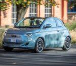 Elektro-Fiat 500 geht mit neuen Ausstattungsdetails ins Modelljahr 2022