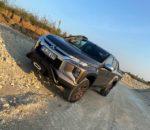 Für den harten Geländeeinsatz weiter optimiert: Mitsubishi L200 im Spezial-Off Road-Look im Fahrbericht