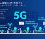 Volkswagen erprobt 5G für die Produktion